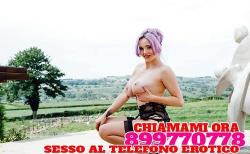 Peccati Privati al Telefono Erotico 899508011
